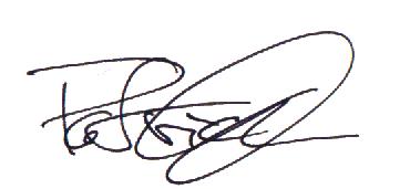Unterschrift PH